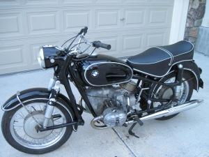 1956 BMW R50