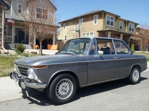 My 1969 BMW 2002