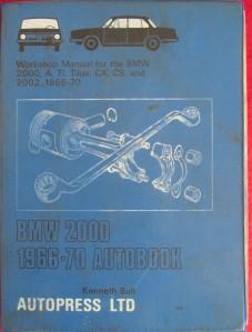 Autopress workshop repair manual. First edition 1970