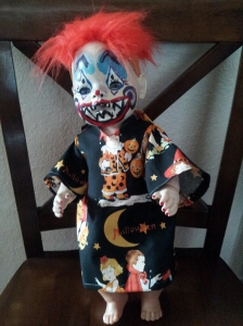 Halloween Baby doll for 2014
