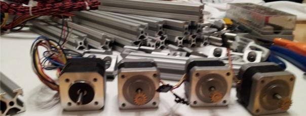 3d printer_2 motors